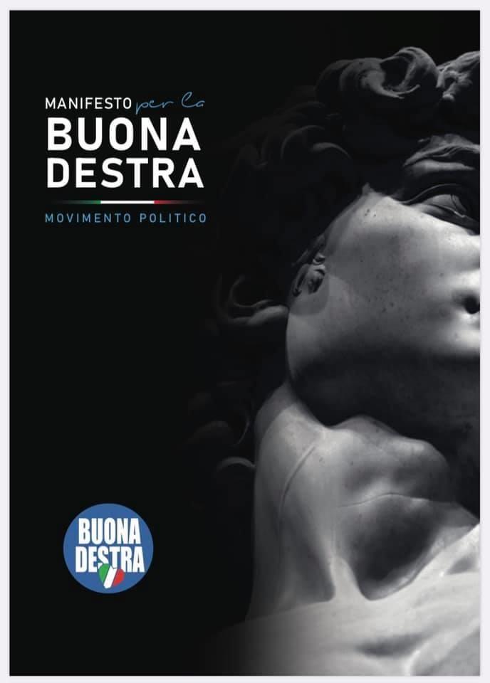 Ecco il nostro impegno con l'Italia: il Manifesto per la Buona Destra