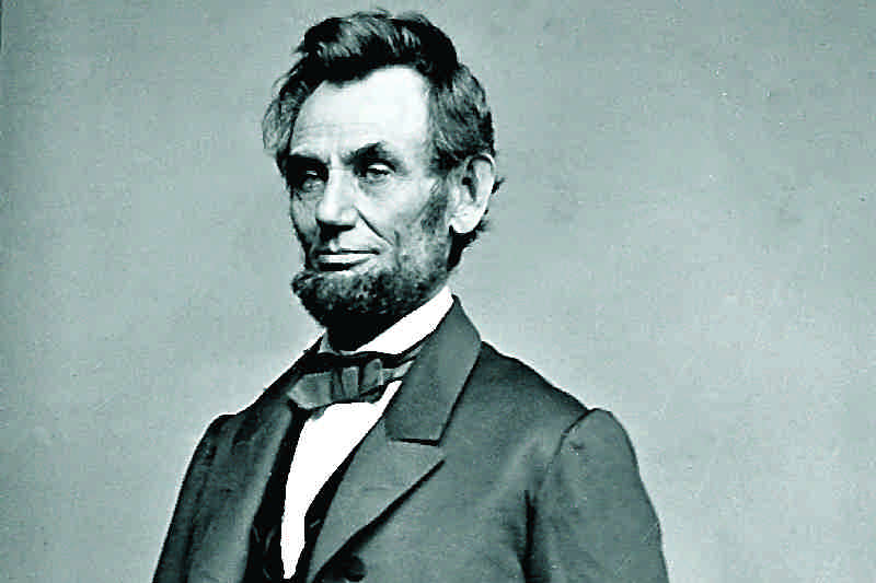 Abramo Lincoln, ovvero la Buona Destra nell'America del XIX secolo