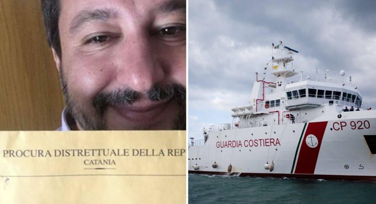 Nessuna solidarietà a Matteo Salvini
