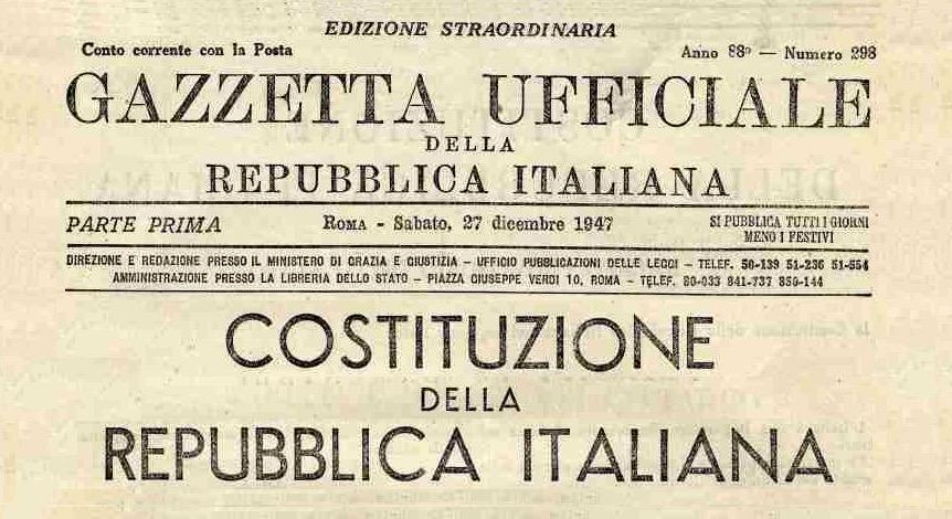 """di Nicola Iuvinale Il """"Patriottismo Costituzionale"""" non è di proprietà della sinistra Nel 1988, studente delle scuole superiori, venne distribuito dalla Presidenza del Consiglio dei Ministri un opuscolo che conteneva […]"""