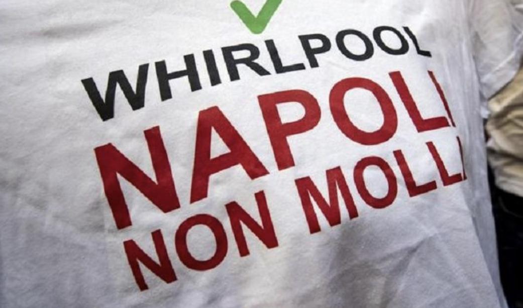 Per salvare la Whirlpool di Napoli è necessario attivare la ZES